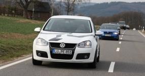 Hinfahrt zur VLN Nürburgring VLN Golf Treffen meingolf.de  Bild 581474