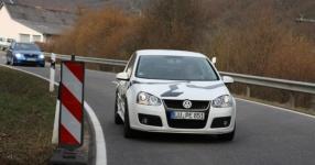 Hinfahrt zur VLN Nürburgring VLN Golf Treffen meingolf.de  Bild 581476