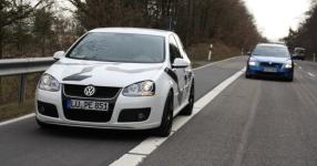Hinfahrt zur VLN Nürburgring VLN Golf Treffen meingolf.de  Bild 581481