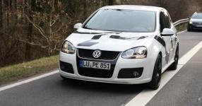 Hinfahrt zur VLN Nürburgring VLN Golf Treffen meingolf.de  Bild 581483