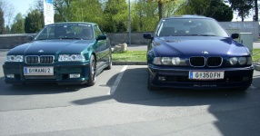 BMW 3 Cabriolet (E36) 05-1995 von SCHMORNDERL  Cabrio, BMW, 3 Cabriolet (E36)  Bild 583145