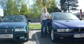 BMW 3 Cabriolet (E36) 05-1995 von SCHMORNDERL  Cabrio, BMW, 3 Cabriolet (E36)  Bild 583149