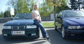 BMW 3 Cabriolet (E36) 05-1995 von SCHMORNDERL  Cabrio, BMW, 3 Cabriolet (E36)  Bild 583150