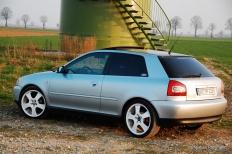 Audi A3 (8L1) 12-1997 von Martinkr  Audi, A3 (8L1), 2/3 Türer  Bild 581331