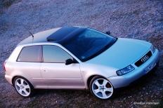 Audi A3 (8L1) 12-1997 von Martinkr  Audi, A3 (8L1), 2/3 Türer  Bild 581332