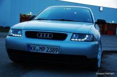 Audi A3 (8L1) 12-1997 von Martinkr  Audi, A3 (8L1), 2/3 Türer  Bild 581334
