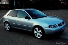 Audi A3 (8L1) 12-1997 von Martinkr  Audi, A3 (8L1), 2/3 Türer  Bild 581335