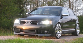 Audi A3 (8P1) 09-2004 von StepsSLINE  keine Auswahl, Audi, A3 (8P1)  Bild 587602