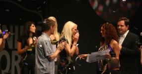 Miss Tuning 2011: Mandy ist die Gewinnerin!  Tuning World Bodensee, Friedrichshafen, Miss Tuning, 2011, Tuningworld  Bild 589296
