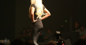 Miss Tuning 2011: Mandy ist die Gewinnerin!  Tuning World Bodensee, Friedrichshafen, Miss Tuning, 2011, Tuningworld  Bild 589385