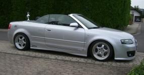 Audi A4 Cabriolet (8H7, 8HE) 03-2003 von funky  Cabrio, Audi, A4 Cabriolet (8H7, 8HE)  Bild 40762