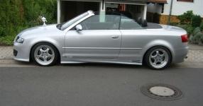 Audi A4 Cabriolet (8H7, 8HE) 03-2003 von funky  Cabrio, Audi, A4 Cabriolet (8H7, 8HE)  Bild 40763