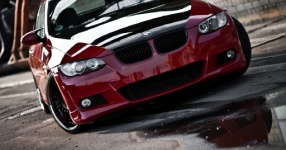 BMW 3 Coupe (E92) 05-2008 von E92RED  Coupe, BMW, 3 Coupe (E92)  Bild 594723