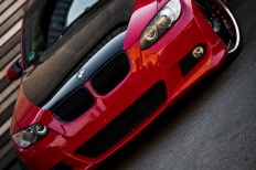 BMW 3 Coupe (E92) 05-2008 von E92RED  Coupe, BMW, 3 Coupe (E92)  Bild 594727