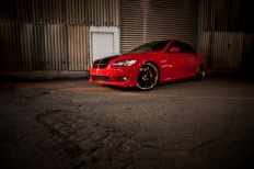 BMW 3 Coupe (E92) 05-2008 von E92RED  Coupe, BMW, 3 Coupe (E92)  Bild 594729