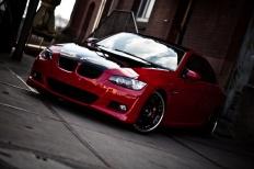 BMW 3 Coupe (E92) 05-2008 von E92RED  Coupe, BMW, 3 Coupe (E92)  Bild 594732