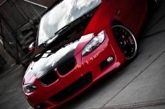BMW 3 Coupe (E92) 05-2008 von E92RED  Coupe, BMW, 3 Coupe (E92)  Bild 594733