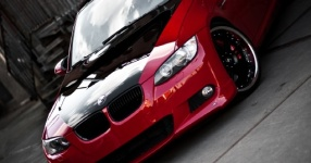 BMW 3 Coupe (E92) 05-2008 von E92RED  Coupe, BMW, 3 Coupe (E92)  Bild 594733