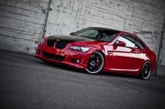 BMW 3 Coupe (E92) 05-2008 von E92RED  Coupe, BMW, 3 Coupe (E92)  Bild 594734