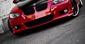 BMW 3 Coupe (E92) 05-2008 von E92RED  Coupe, BMW, 3 Coupe (E92)  Bild 594735