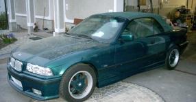 BMW 3 Cabriolet (E36) 05-1995 von SCHMORNDERL  Cabrio, BMW, 3 Cabriolet (E36)  Bild 597810