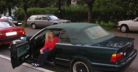 BMW 3 Cabriolet (E36) 05-1995 von SCHMORNDERL  Cabrio, BMW, 3 Cabriolet (E36)  Bild 597826