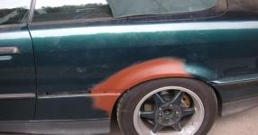 BMW 3 Cabriolet (E36) 05-1995 von SCHMORNDERL  Cabrio, BMW, 3 Cabriolet (E36)  Bild 597845