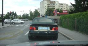BMW 3 Cabriolet (E36) 05-1995 von SCHMORNDERL  Cabrio, BMW, 3 Cabriolet (E36)  Bild 597855