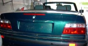 BMW 3 Cabriolet (E36) 05-1995 von SCHMORNDERL  Cabrio, BMW, 3 Cabriolet (E36)  Bild 597882