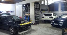 VW CORRADO (53I) 04-1994 von Marc_BL-VR606 M.M Tuning & Wörthersee 2011 VW, CORRADO (53I), Coupe VR6 Turbo Corrado Bild 607380