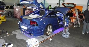 Tuning Expo Saarbrücken  Loose, Da_GoLF_SilveR Astra-Lady Deep_Blue_Sea-t Tuningexpo Expo Saarbrücken   Bild 609170