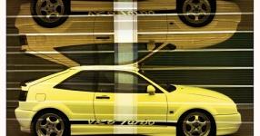 VW CORRADO (53I) 04-1994 von Marc_BL-VR606 M.M Tuning & Wörthersee 2011 VW, CORRADO (53I), Coupe Corrado VR6 Turbo Wörthersee G60 16v Bild 610996