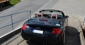 Audi TT Roadster (8N9) 04-2005 von Sputnik  Cabrio, Audi, TT Roadster (8N9)  Bild 611658