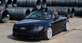 Audi TT Roadster (8N9) 04-2005 von Sputnik  Cabrio, Audi, TT Roadster (8N9)  Bild 611663
