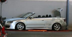 Audi A4 Cabriolet (8H7, 8HE) 03-2003 von funky  Cabrio, Audi, A4 Cabriolet (8H7, 8HE)  Bild 616425