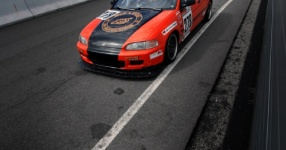 INCO Racing-Team Spreewaldring Honda Civic Turbo Rennstrecke Spreewaldring Inco Racing Team  Bild 624440