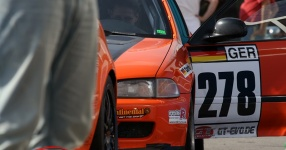 INCO Racing-Team Spreewaldring Honda Civic Turbo Rennstrecke Spreewaldring Inco Racing Team  Bild 624455
