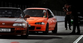 INCO Racing-Team Spreewaldring Honda Civic Turbo Rennstrecke Spreewaldring Inco Racing Team  Bild 624470