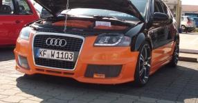 2. VW-Audi-Langenau 2011 von Frollo Langenau Langenau Baden-Württemberg 2011  Bild 636224