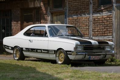 Opel Rekord Restauration