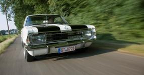 Opel Rekord C – Restauration mit der Note 1  Opel, Rekord, C Coupé, BSR racing, Dirk Hattenhauer  Bild 645029