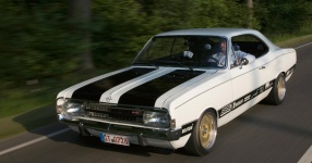 Opel Rekord C – Restauration mit der Note 1  Opel, Rekord, C Coupé, BSR racing, Dirk Hattenhauer  Bild 645030