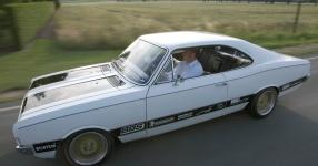 Opel Rekord C – Restauration mit der Note 1  Opel, Rekord, C Coupé, BSR racing, Dirk Hattenhauer  Bild 645031
