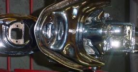 Opel Rekord C – Restauration mit der Note 1  Opel, Rekord, C Coupé, BSR racing, Dirk Hattenhauer  Bild 645056