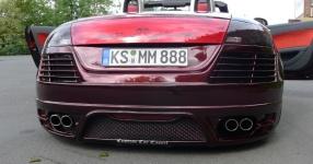 Audi TT Roadster (8J9) von DavesTT  Audi, TT Roadster (8J9), Cabrio  Bild 653819