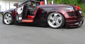 Audi TT Roadster (8J9) von DavesTT  Audi, TT Roadster (8J9), Cabrio  Bild 653821