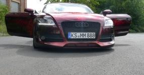 Audi TT Roadster (8J9) von DavesTT  Audi, TT Roadster (8J9), Cabrio  Bild 653823