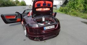 Audi TT Roadster (8J9) von DavesTT  Audi, TT Roadster (8J9), Cabrio  Bild 653833