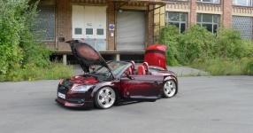 Audi TT Roadster (8J9) von DavesTT  Audi, TT Roadster (8J9), Cabrio  Bild 653838
