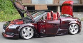 Audi TT Roadster (8J9) von DavesTT  Audi, TT Roadster (8J9), Cabrio  Bild 653839
